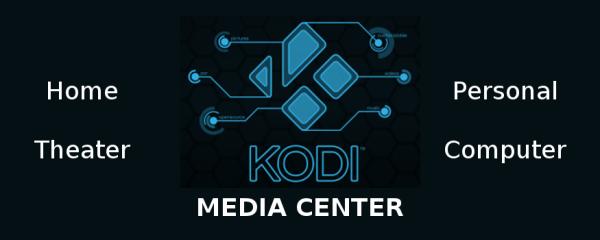 """KODI Media Center : """"Home Theater Personal Computer"""""""
