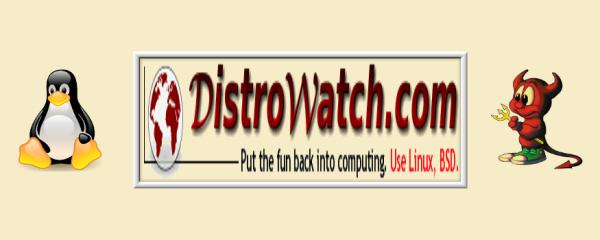 DistroWatch.com: Put the fun back into computing. Use Linux, BSD.