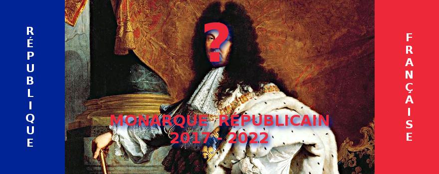 """Le-la futur-e """"Monarque"""" qui sera le-la représentant-e et chef-fe de la monarchie française (Vème République française) !"""
