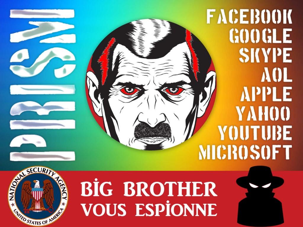 BIG BROTHERS : GAFAM - NSA - ÉTATS - vous espionnent !
