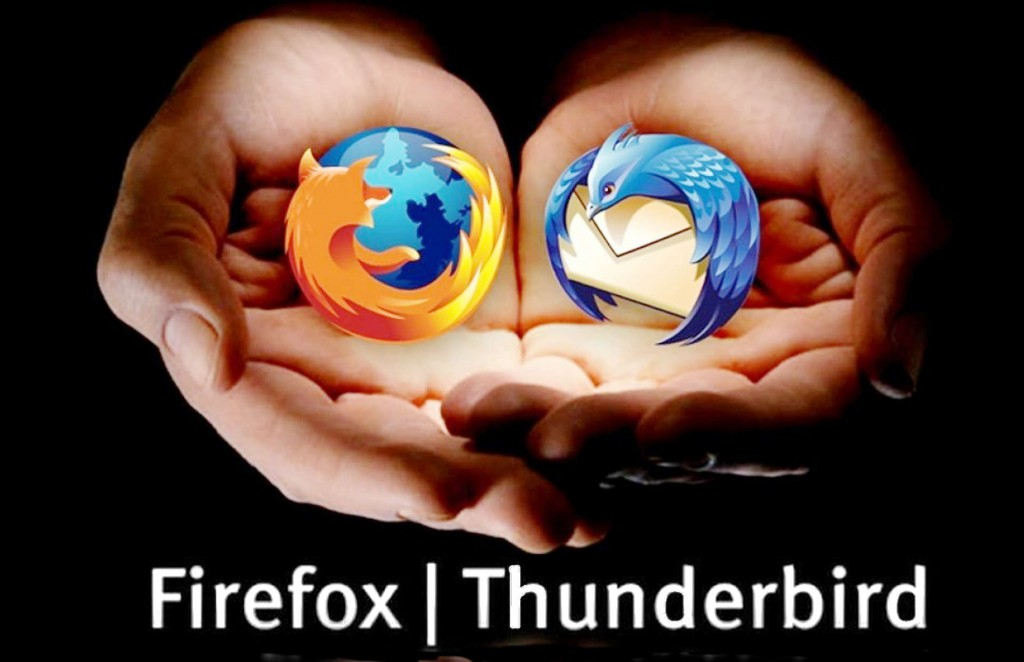 Firefox + Thunderbird : un couple d'enfer !