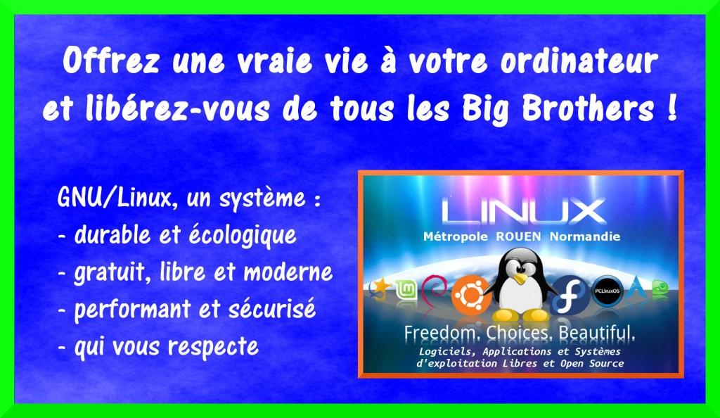 Distributions GNU/Linux : une ReNaissance pour votre ordinateur !