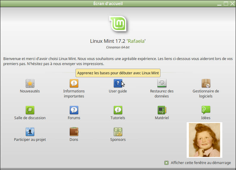 linux mint 17 2 rafaela bureau cinnamon 2 page 2 linux rouen normandie. Black Bedroom Furniture Sets. Home Design Ideas