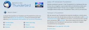 THUNDERBIRD : Rendre votre messagerie libre, plus facile et plus sûr