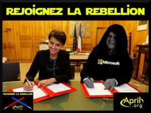 APRIL | Rejoignez la Rébellion ! Que la force soit avec vous !