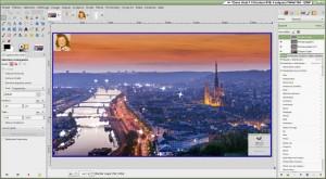 GIMP est un puissant logiciel multiplateforme de manipulation d'images et de photos
