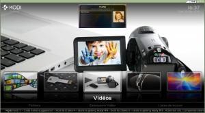 KODI Media Center : « Home Theater Personal Computer »