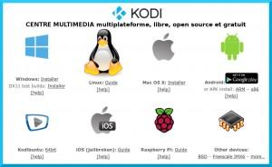 KODI | Le Centre Multimédia multiplateforme, libre, open source et gratuit
