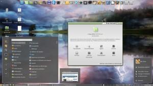 Linux MINT 17.3 LTS 64-b | Cinnamon 2.8.6