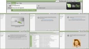 Linux MINT 17.3 LTS 64-b | Cinnamon 2.8.6 | Mise à Niveau de la distribution