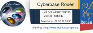 CYBER-BASE de Rouen : L'espace des Nouvelles Technologies de l'Information et de la Communication (NTIC)