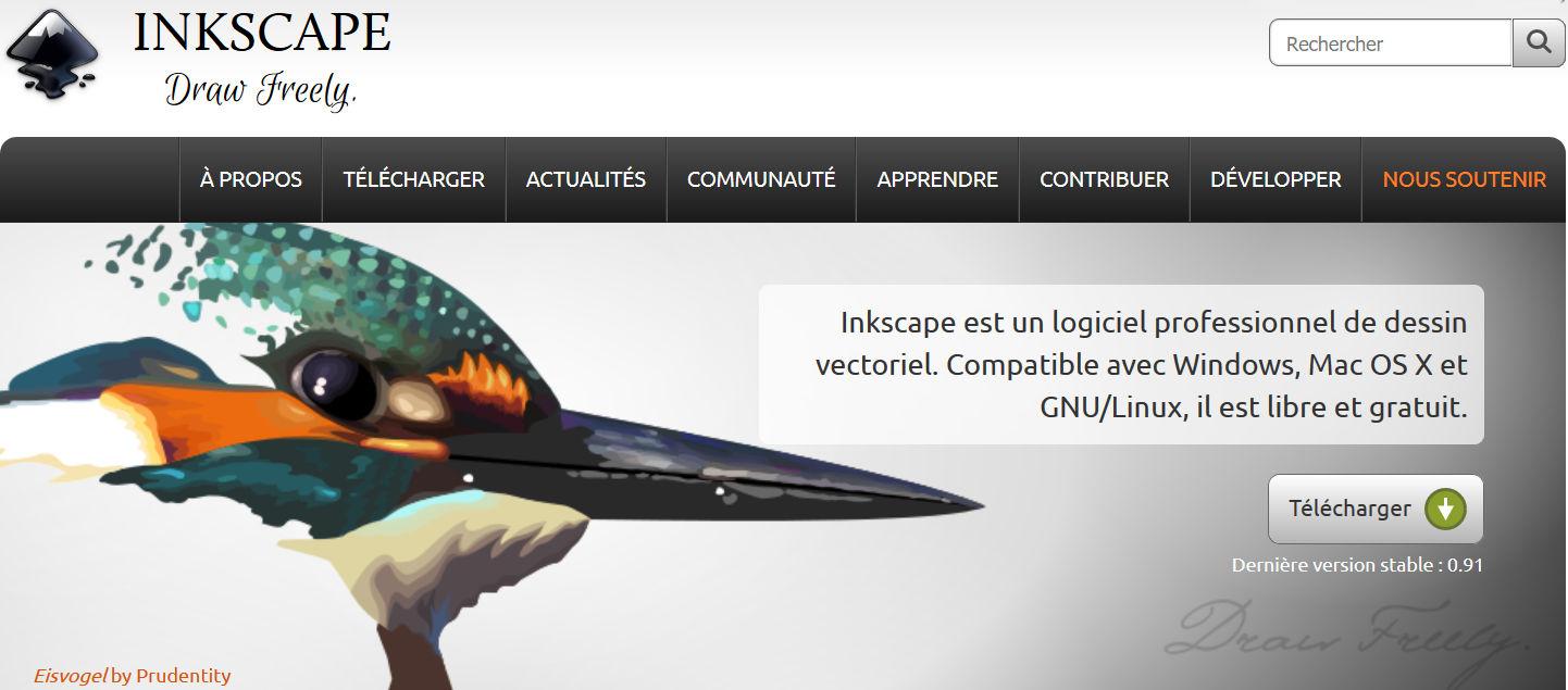 Gimp Inkscape Kodi Et Vlc Linux Rouen Normandie