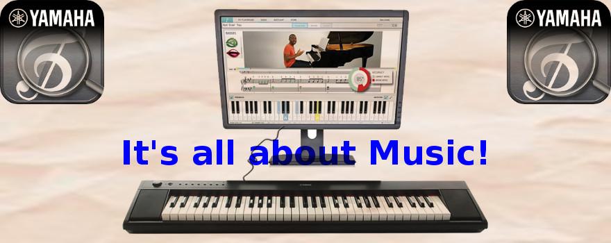 Yamaha Computer Music : Musique assistée par ordinateur (MAO)