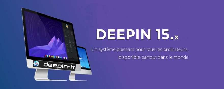 Deepin 15.x : Une future grande distribution GNU/Linux ?