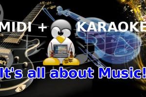 Jouer des fichiers MIDI et Karaoké sous Debian, Ubuntu et Linux Mint