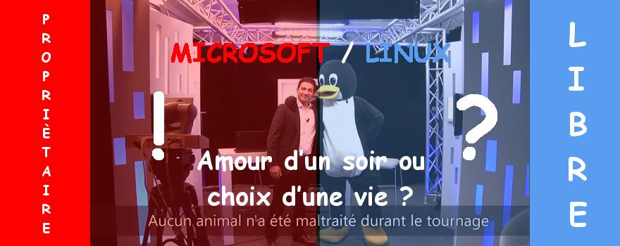 Microsoft / Linux : Amour d'un soir ou choix d'une vie ? Le diable est-il en train d'acheter l'âme de l'ange ?