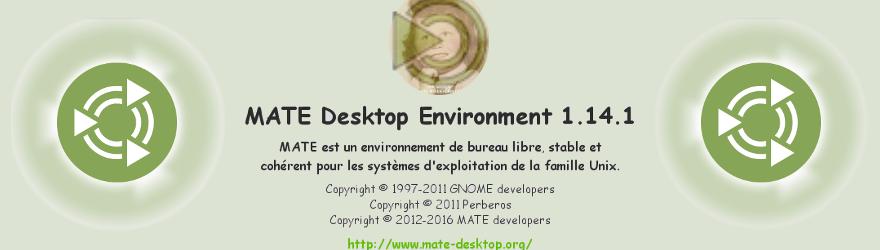 MATE Desktop Environment 1.14.1 pour ceux qui préfèrent les métaphores traditionnelles.