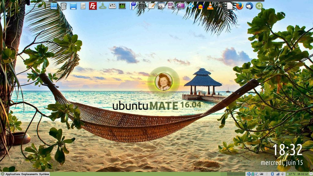 """Ubuntu MATE 16.04 LTS : la saveur officielle avec le bureau MATE 1.12 qui veut offrir le """"Retour vers le futur"""" à ses utilisateurs"""