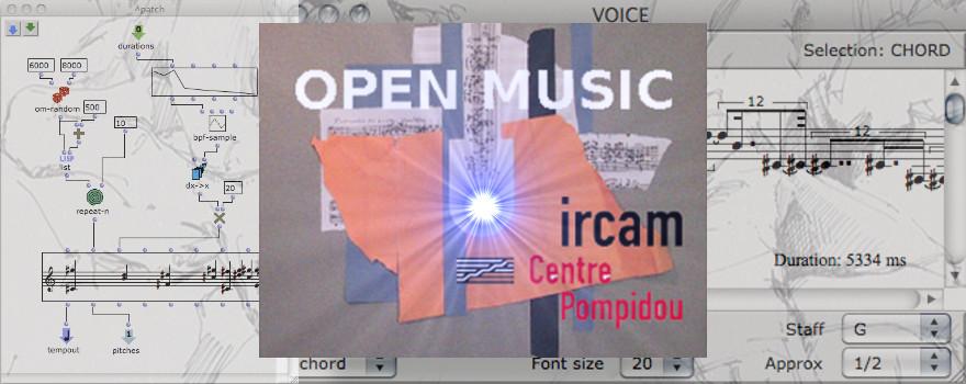OpenMusic : Environnement de programmation visuelle pour la Composition Assistée par Ordinateur