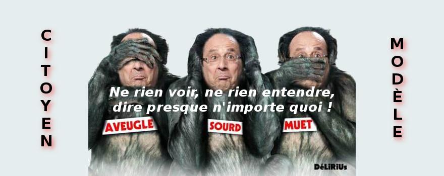 Voilà en quoi les Big Brothers GAFAM - NATU & Co. transforment les honnêtes citoyens : en singes bien dociles et bien dressés montrant peu de goût pour la rébellion. Pour votre sécurité, vous n'aurez plus de libertés ni de vie privée !