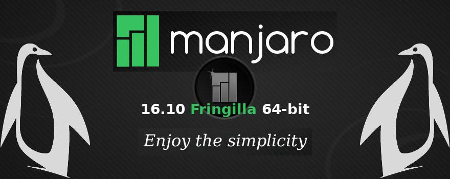 MANJARO : GNU/Linux professionnel et convivial au meilleur de sa forme. Développer et donner au monde Linux un nouveau visage et une expérience opérationnelle dès son installation.