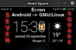 Seven square afficher l cran d un smartphone android en for Miroir pc ecran
